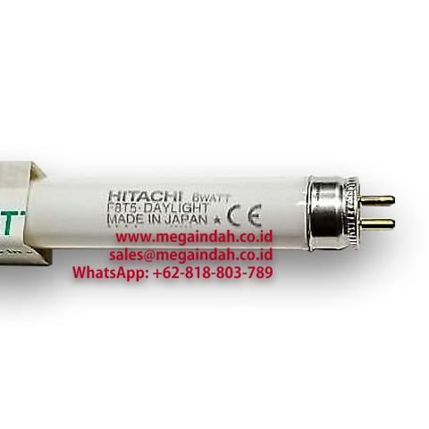 Hitachi Daylight Fluorescent 8W F8T5/D
